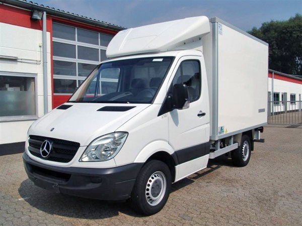 Термобудка Mercedes-Benz Sprinter 313